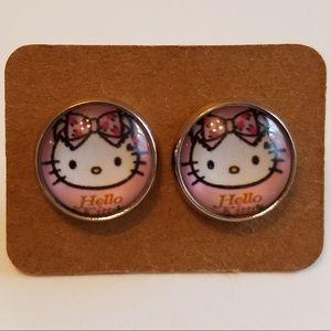 #8 Kitty Earrings